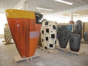 Jun Kaneko Ceramics Studio